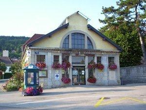 Туристический офис Baume-les-Dames (Бом-ле-Дам)